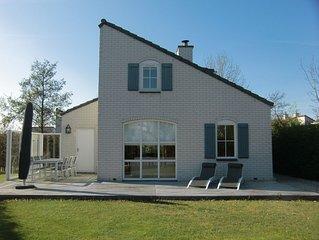 Modernes Haus, 6 Personen, 3 Schlafzimmer, 2 Badezimmer, Rauchfrei, TOP Lage