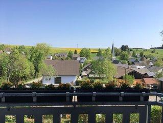 Ferienwohnung Steinbachblick - Ruhepol am Rennsteig