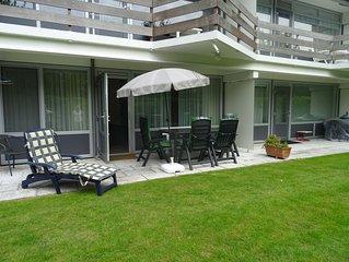 Komfortabele  Gemütliche Feriënhaus für 2 bis 4 pers 200 von Strand.