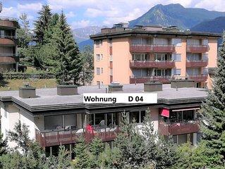Gemütliche 2.5Zimmer-Ferienwohnung ***Hallenbad-Sauna, unweit Natur pur.