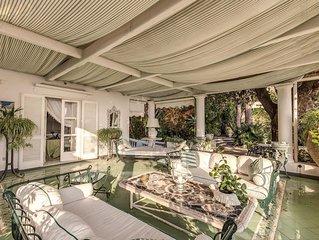 Green Coral -  Villa di Lusso del 1950