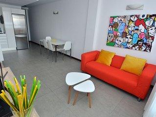 Apartamento 1 A. Telde. Gran Canaria