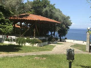 Seaside Gilt house ZeusPlace Plaka Litohoro