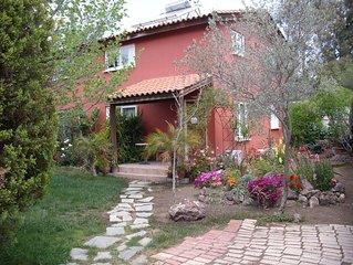 Ländlich gelegene Ferienwohnung auf Zypern