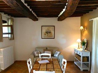 Relais Il Pozzeto - Appartement de 2 à 4 personnes en B&B, le 'Pomme'