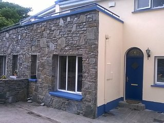 6 Riverfalls - 3 bed property close to Clifden town centre with private terrace