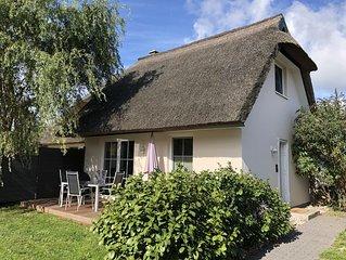 gemutliches Reetdachhaus fur 2 Personen am Fischland-Darss/Zingst