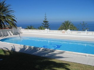 Komfortwohnung Teide y Mar mit Pool fur max. 2 Erwachsene + 1 Kind