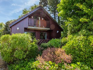 E42 - Nare Lodge, Situated in Portscatho, Cornwall