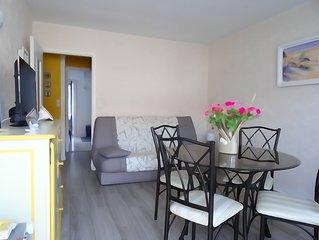 Appartement ROYAN, 50 metres plage la grande conche et mer  pour 4 personnes