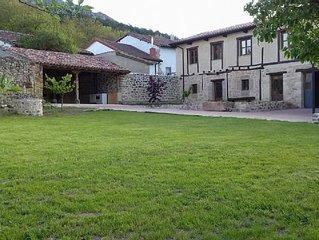 Casa rural (alquiler integro) El cinto para 10 personas