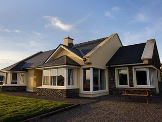Large detached home overlooking Dingle Harbour