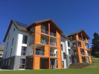 Sfeervol kindvriendelijk appartement Neuastenberg-Winterberg  4-6 pers