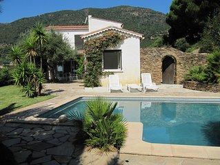 Villa 'La Grive' avec piscine