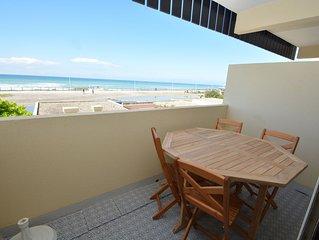 Appartement T2 front de mer