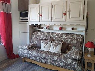 Appartement tout confort 4-6 personnes PRAZ DE LYS