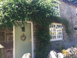 Perfect Escape to explore the Peak District National Park from the cottage door.