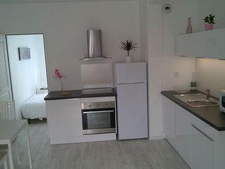 Nouveau ! Appartement neuf et cosy entre Bordeaux et l'océan !