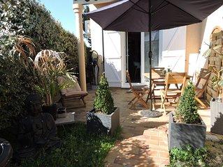 Villa 3 Faces Residence avec Piscine