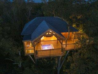 Cabane de Prestige avec Sauna et Jacuzzi