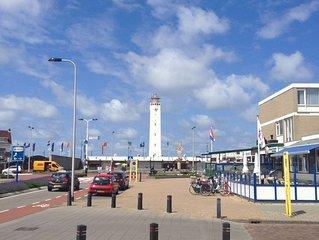 Beach Pearl Noordwijk Strandappartement (4-6p)  inclusief 1 parkeerplaats