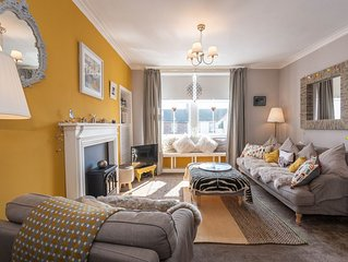 McHoppity House Crail | Sleeps 7 | Free Parking