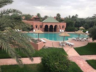 Villa avec piscine à Marrakech