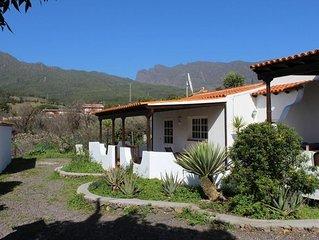 Tkasita Bungalow 2 con Vistas al Parque de Taburiente. La Palma, Islas Canarias