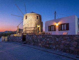 THE WINDMILL - Milos Dream Houses