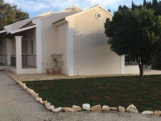 Villa with a private pool Afionas Corfu