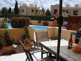 Two bedroom Town House with ensuite bathrooms and Wi Fi.