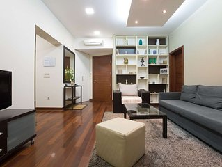 Megi Smiles - spacious one bedroom apartment
