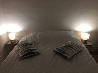 Appartement cocooning et détente à 50 mètres de la plage
