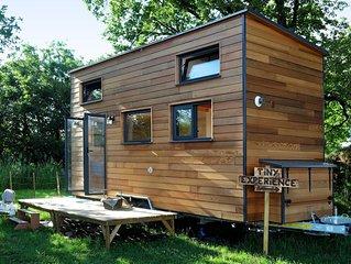 Tiny house autonome en site isolé