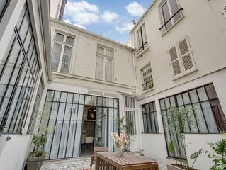 Parisian atelier 7 bedrooms & 3 bathrooms in the Canal Saint Martin