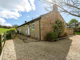 The Brambles - one bedroom Country Cottage near Dorset Coast.