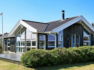 Modern Holiday Home in Jutland by the Sea
