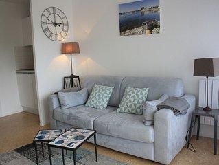 ' Ze Appartement' 4p - 1ch- Port Haliguen Piscine et Tennis