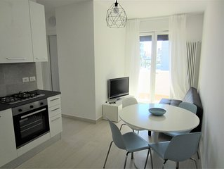 ★ BEACH FRONT APARTMENT ★ 2 free sunbed & umbrela on the beach