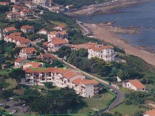 Vacances Résidence Bidart-Plage  (étage 1)