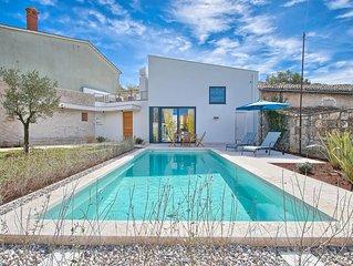 Newly build Modern and stylish  villa Beti with pool