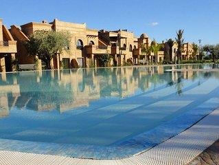 Havre de paix a Marrakech