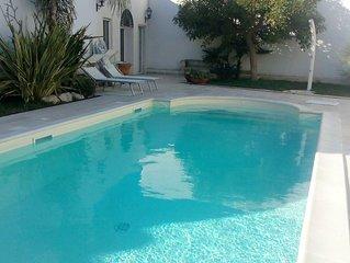 Salento Maison a bordo piscina vicino Otranto, Castro Marina e Tricase