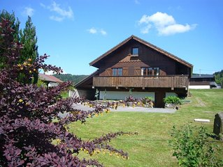 Chalet des boutons d'or 6-8 pers Wifi proche GERARDMER