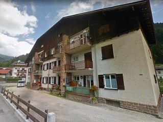 Appartamento restaurato Saronch Predazzo - Val di Fiemme