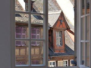 Appartement haut de gamme au coeur du centre historique de Colmar
