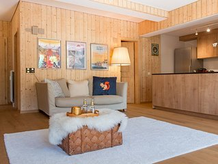 Chalet Sonneck - stylish apartment with garden