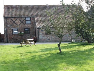 Pear Tree Cottage. Stylish three bedroom detached barn conversion