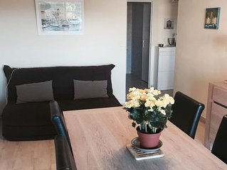 Superbe appartement F3 plein coeur de Fréjus