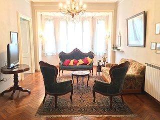 La Casa Di Sara - Spazioso e luminosissimo appartamento!